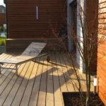 deck en bois exotique finitions soignées